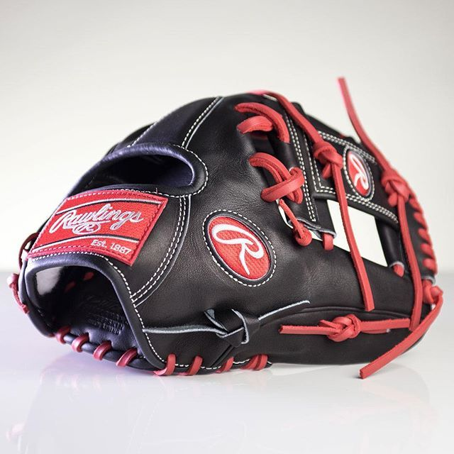 Francisco Lindor S Rawlings Pro Preferred Pros205 2kb Glove What Pros Wear Rawlings Pro Preferred Baseball Accessories Baseball Glove