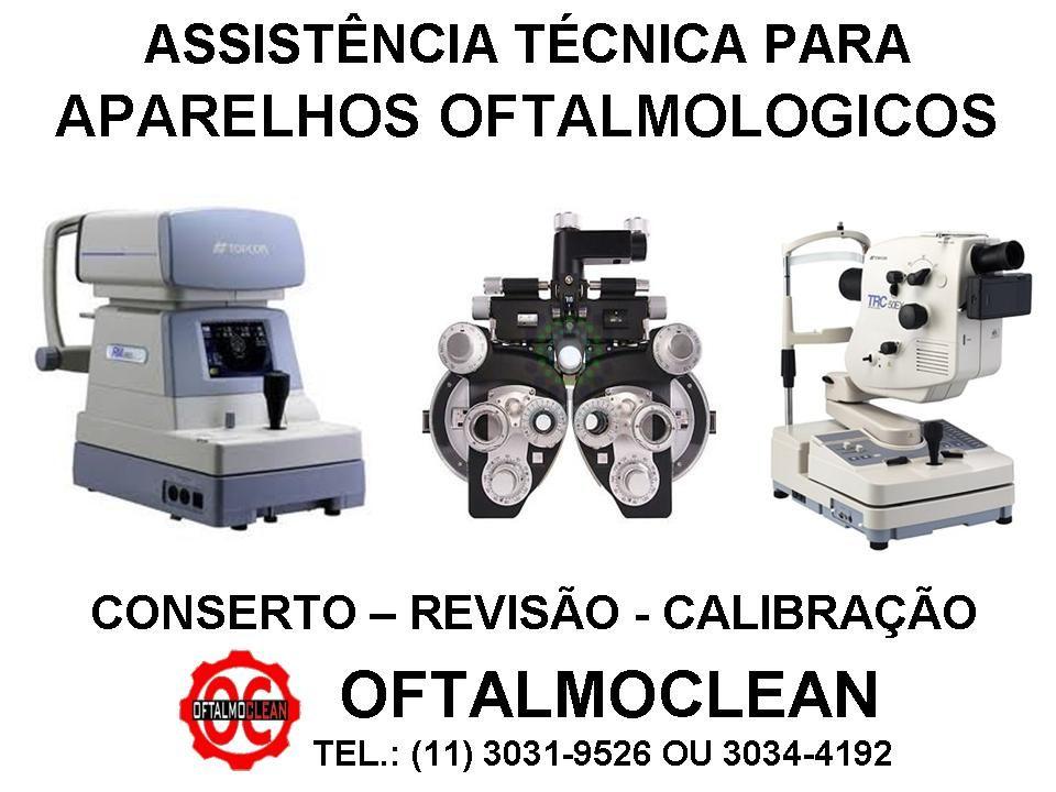Oftalmoclean Realiza A Assistencia Tecnica Manutencao Conserto Revisao Calibracao De Equipamentos De Oftalmologi Assistencia Tecnica Dermatologia Projetor