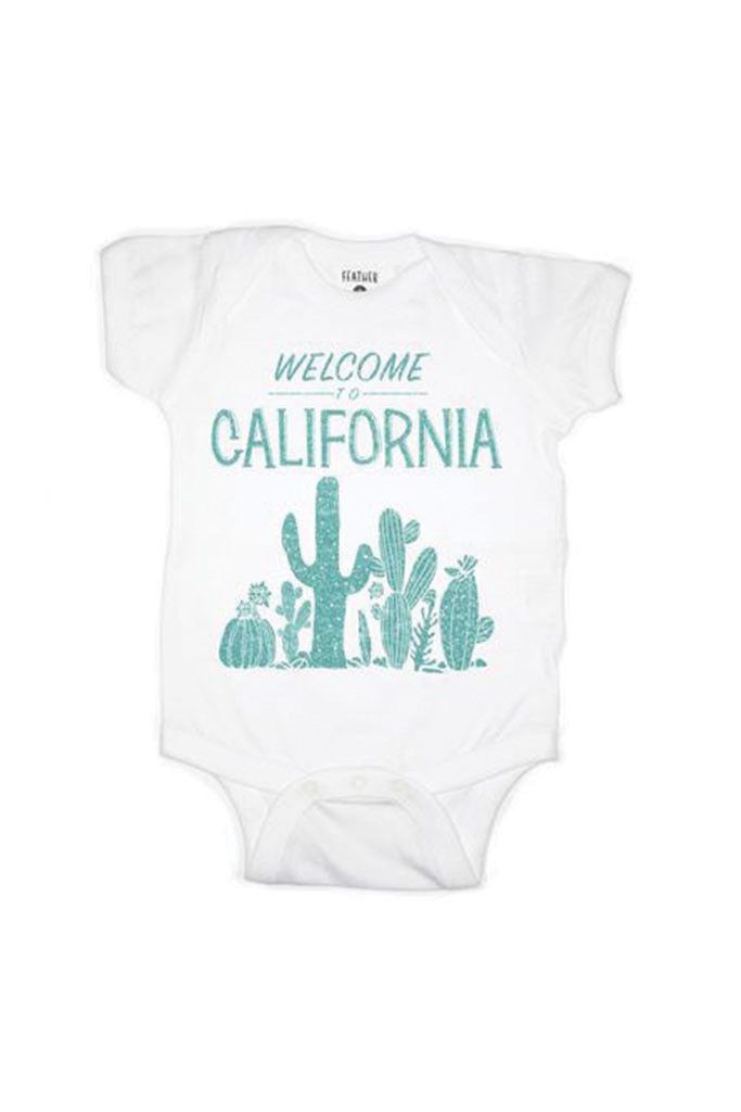 Welcome to California Onesie