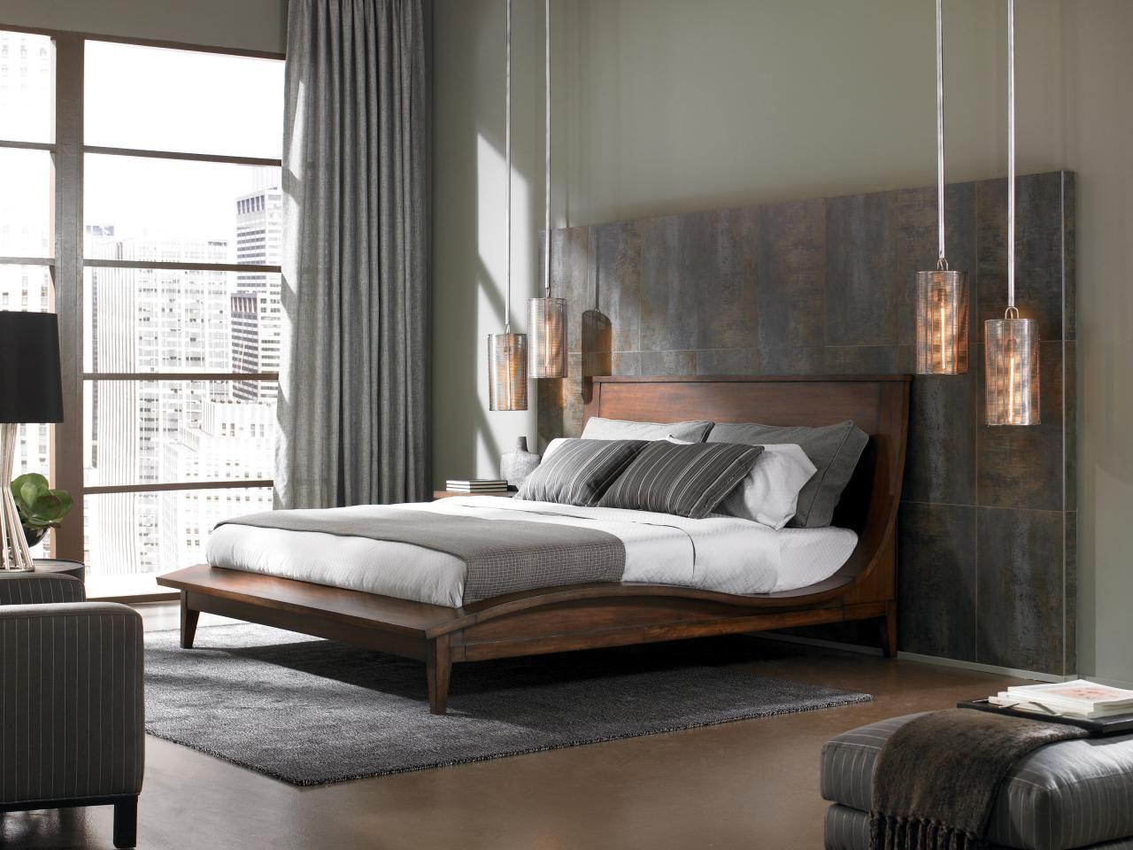 Urban Rustic Bedroom Design Urban Bedroom Design