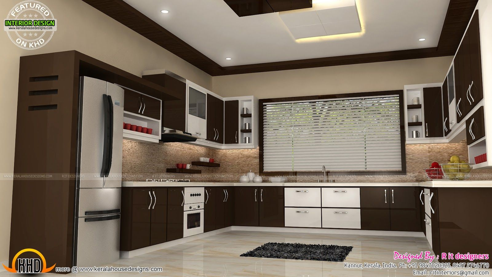 Kerala home interior design dining room kitchen design room interior home decor arrangement ideas with