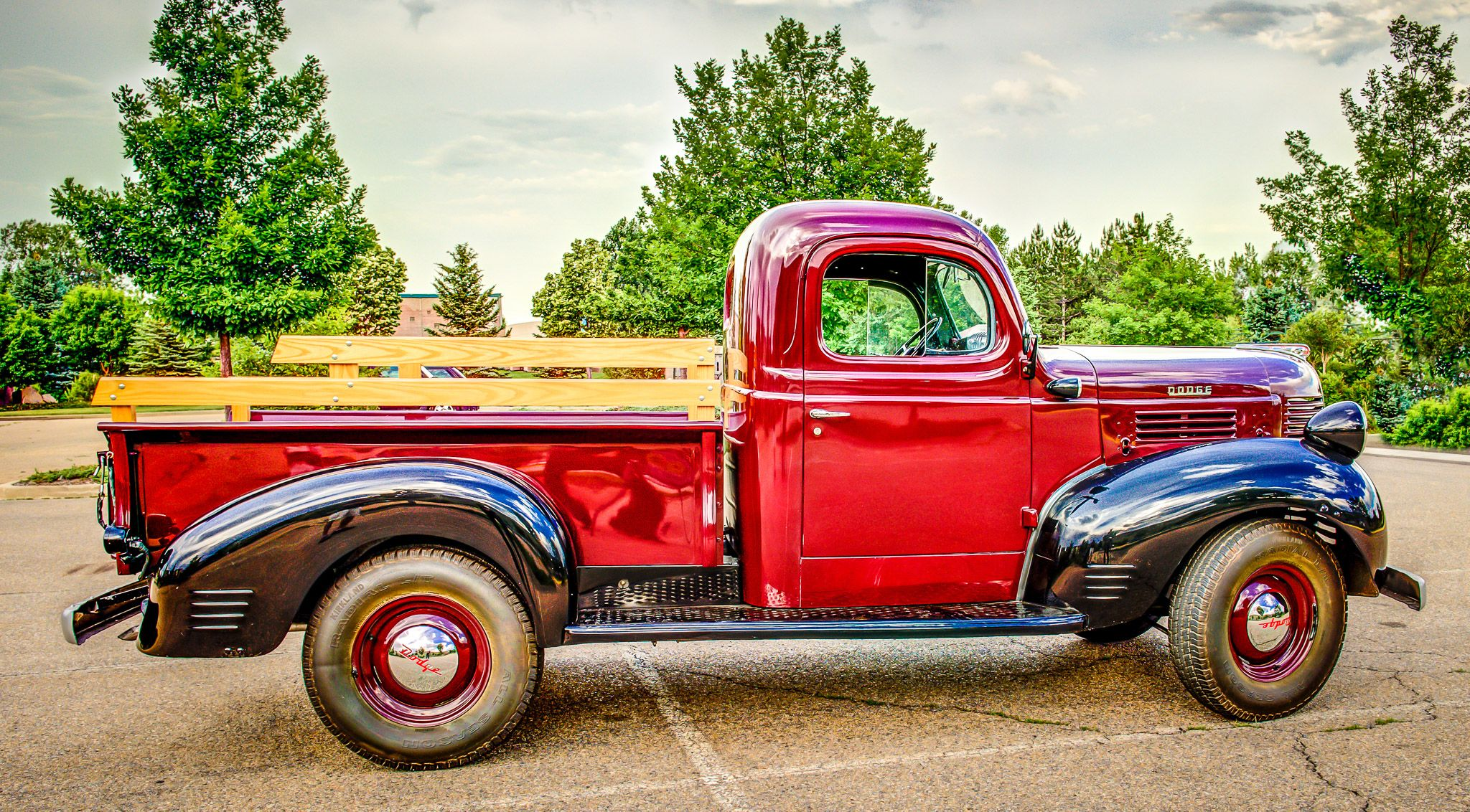 1945 Dodge Half Ton | Classic Pick-ups | Pickup trucks