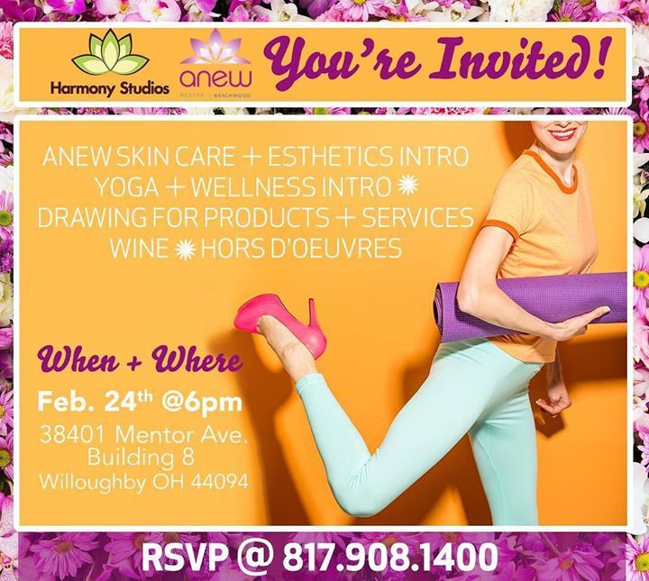Pin By Anew Medspa On Photos From Anew Medspa Skin Care Yoga