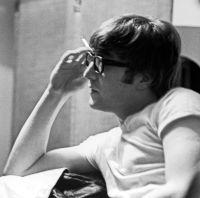 Fahey/Klein Gallery  John Lennon in White T-Shirt, New York, 1964  Harry Benson  1964