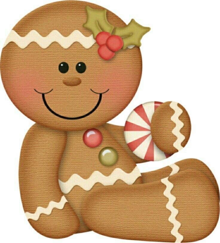 ʕ Gingerbread ʕ Galletas De Gengibre Navidad Galletas De Gengibre Munecos De Gengibre