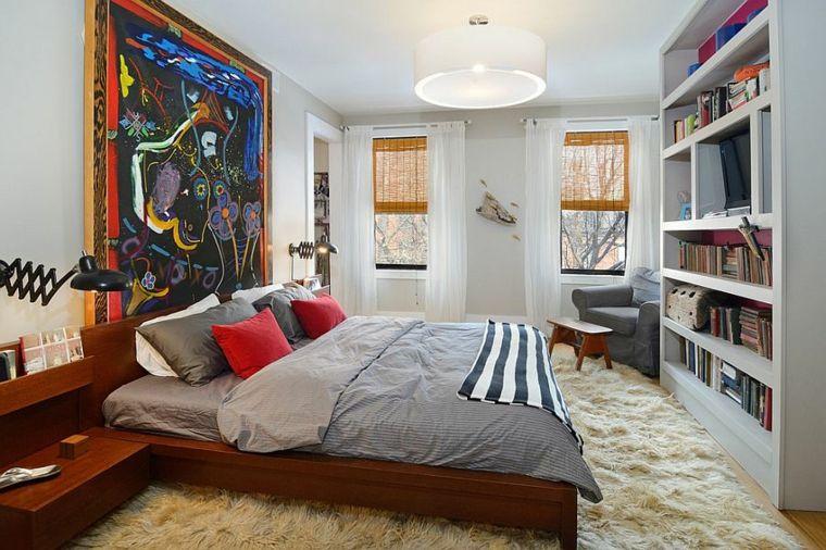 Camere Da Letto Giovani : Camere da letto moderne della gioventù con disegni che ispirano