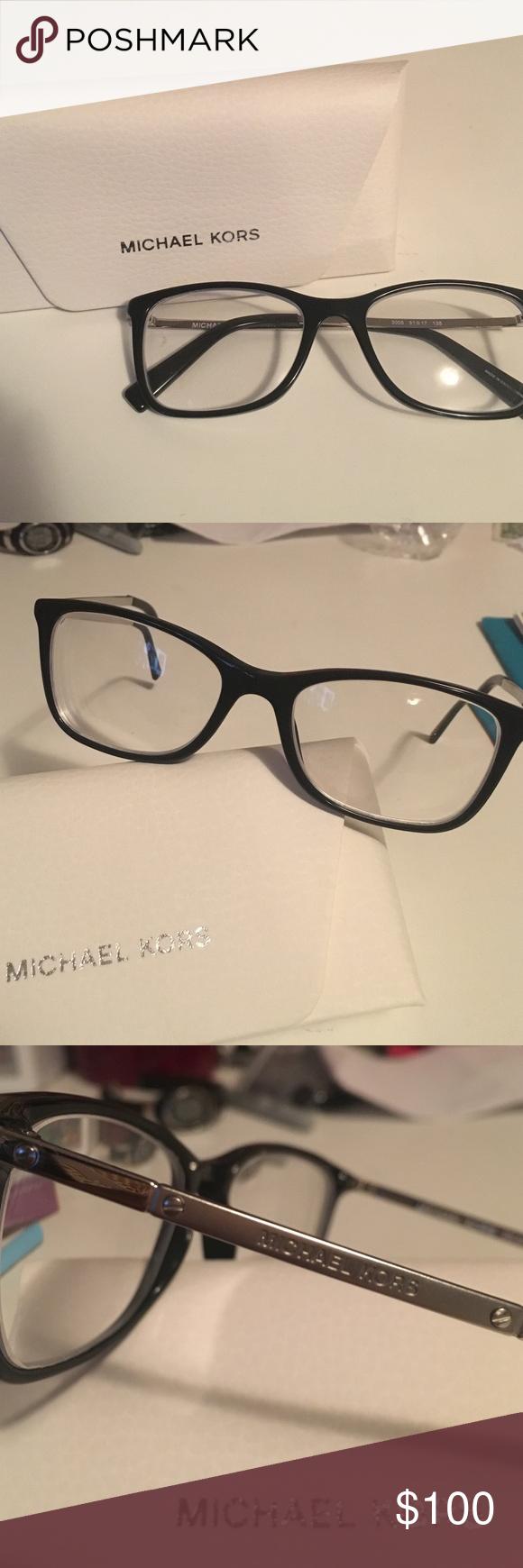 Micheal Kors Frames | Pinterest | Eye doctor, Plain black and Lenses
