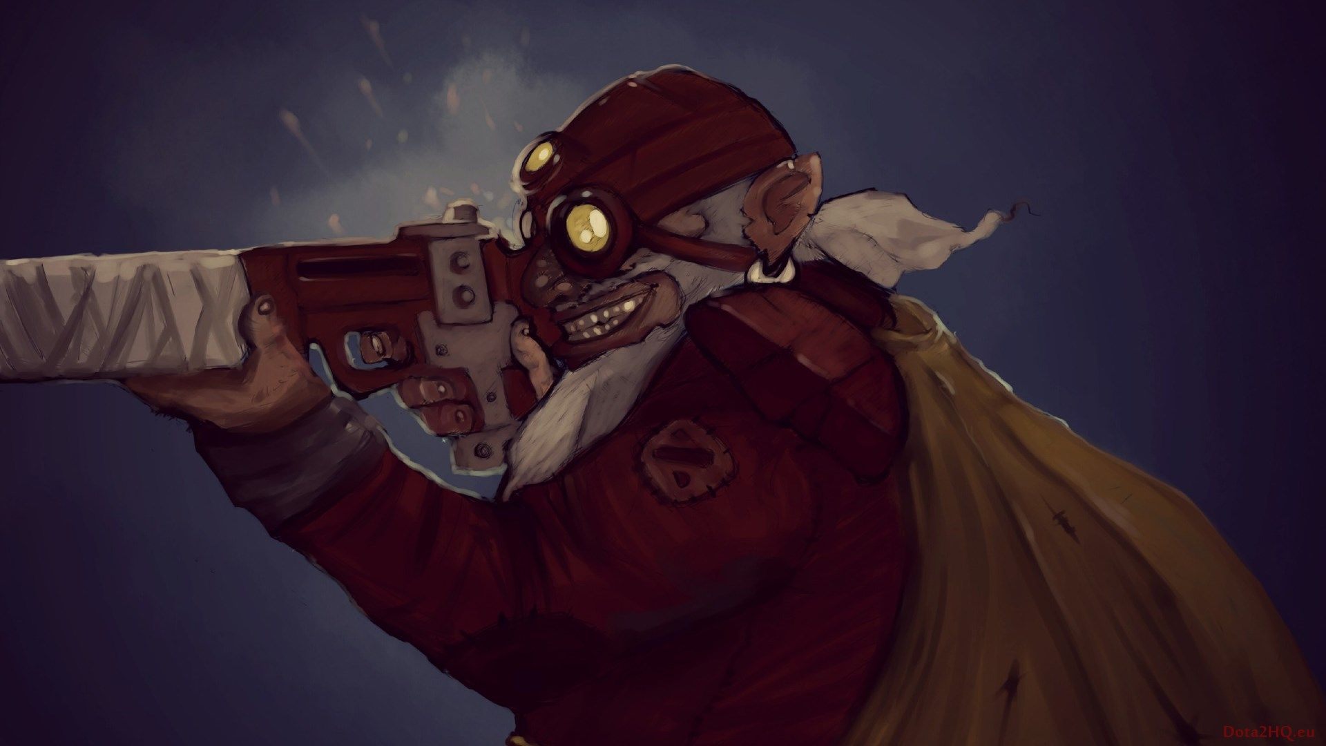 1920x1080 Sniper Dota 2 Wallpaper Hd Wallpapers And Backgronds