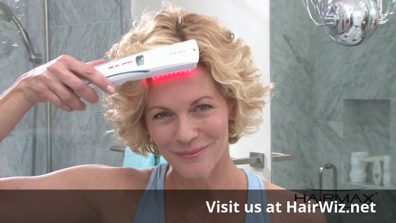 How to Use Hairmax Lasercomb Lux 9 and Professional 12 for Hair Growth