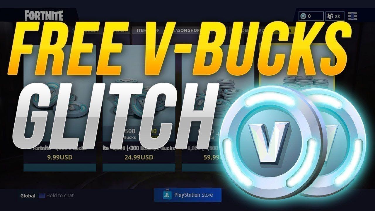How To Get Free Unlimited Fortnite Battle Royale Vbucks Hack Glitch