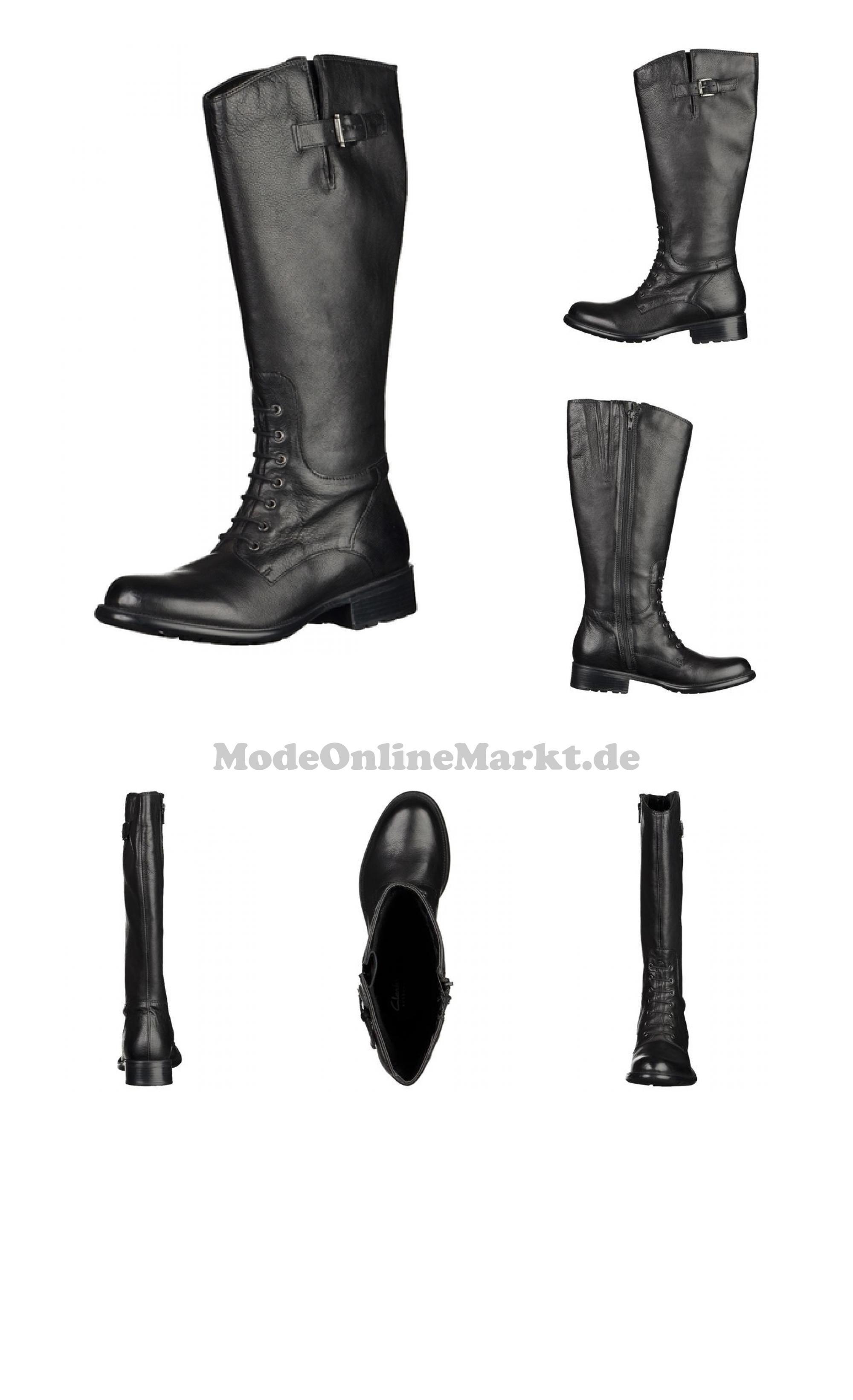 251d7f91ad3d 05051040699162    CLARKS  Damen  Stiefel  schwarz   Stiefel ...