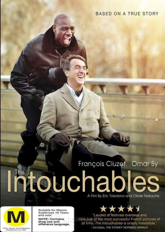 The Intouchables Dvd The Intouchables Favorite Movies Good Movies