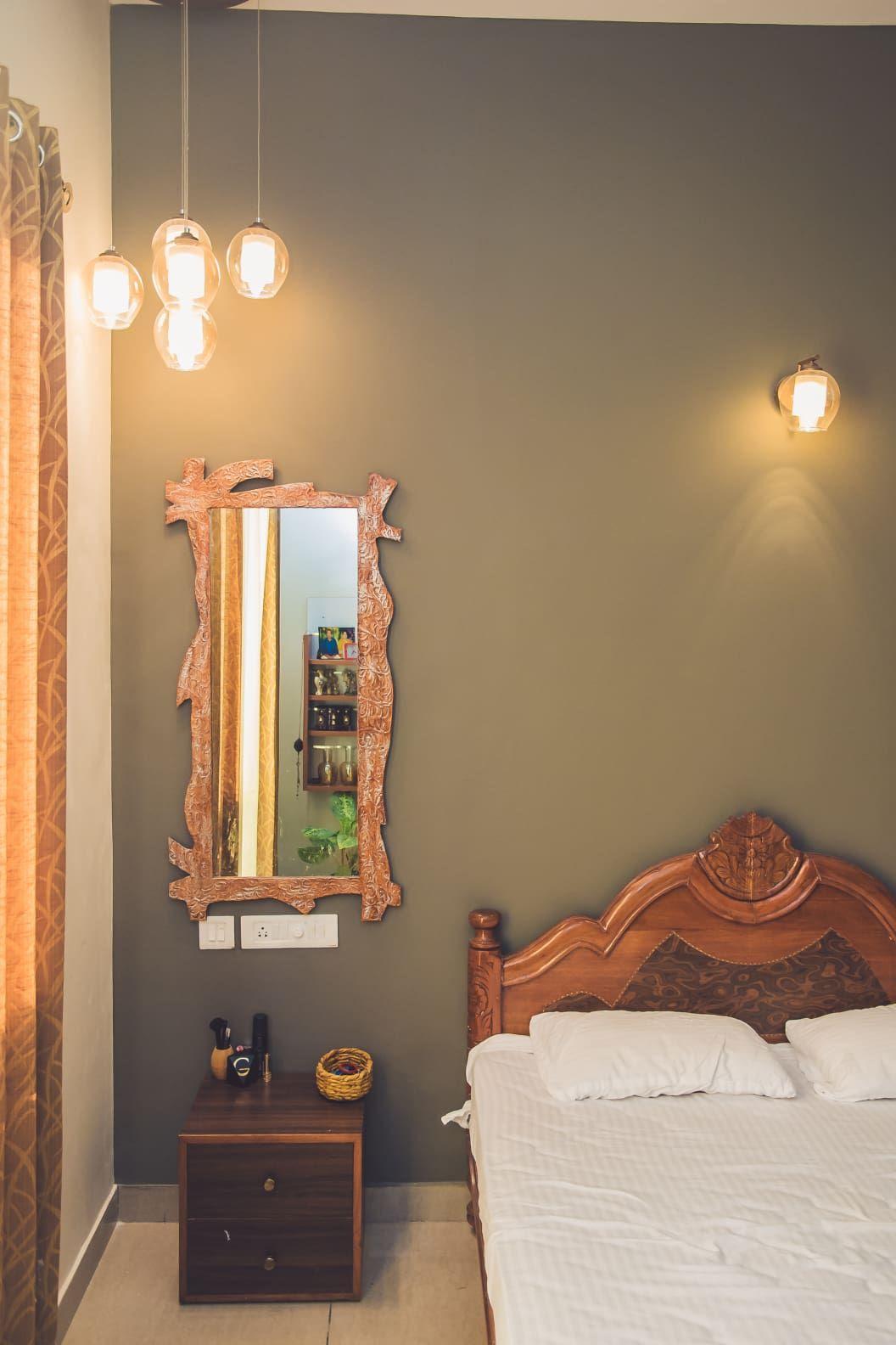 6 Unique Bedroom Wall Paint Colours That Work For Indian Homes Bedroom Wall Paint Bedroom Wall Paint Colors Bedroom Wall Colors