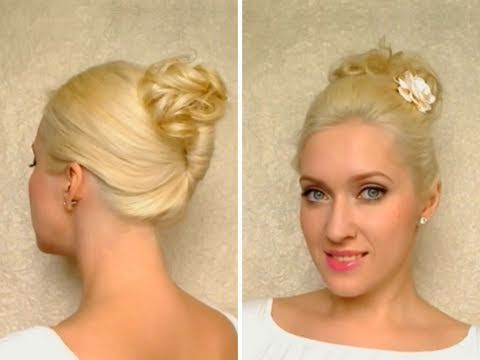 easy work hairstyles for medium long hair cute quick curly
