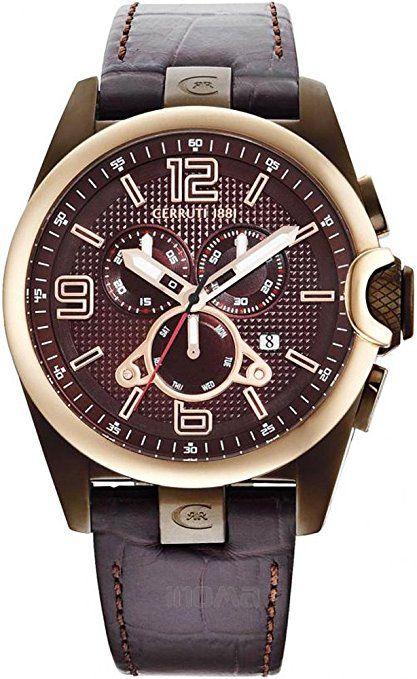6561952e174 Reloj hombre CERRUTI MERCURIO CRA088L233G