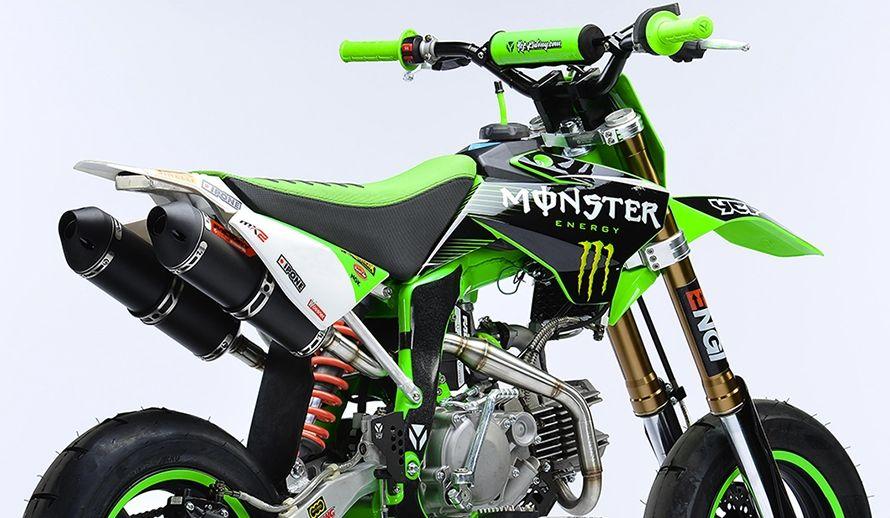 Ycf Sp3 F190 Pit Bike Racing Atv Motocross Pit Bike Mini Bike
