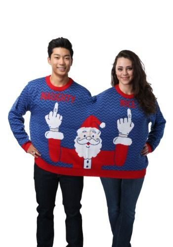46f1395852ed Have the best couples costume at your next ugly sweater party when ...