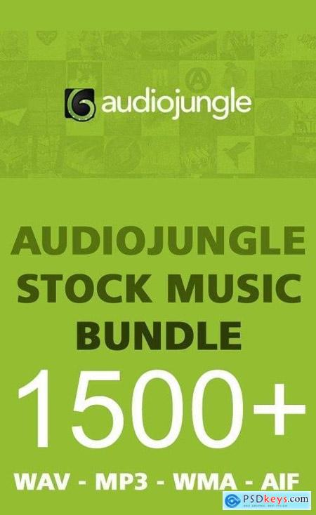 Audiojungle Bundle Vol 2 in 2020 Free download