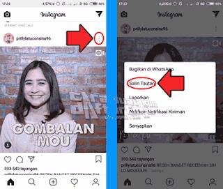 Pin Di Gini Cara Download Video Di Instagram Tanpa Simpan Dgn Aplikasi