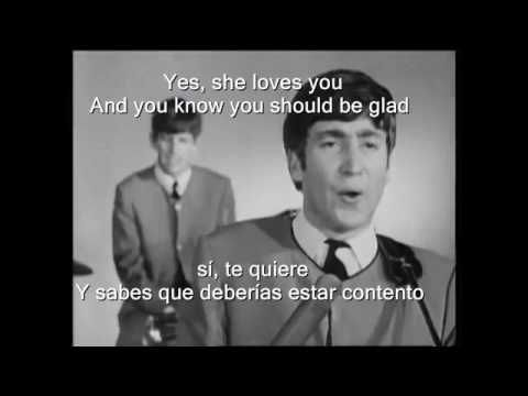 The Beatles   She Loves You   Live 1963 Subtitulada