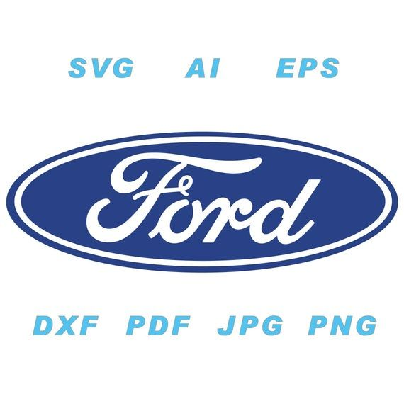 Pin By Etsy On Products In 2019 Pdf Vector File Ford