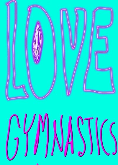 Love Gymnastics Wallpaper