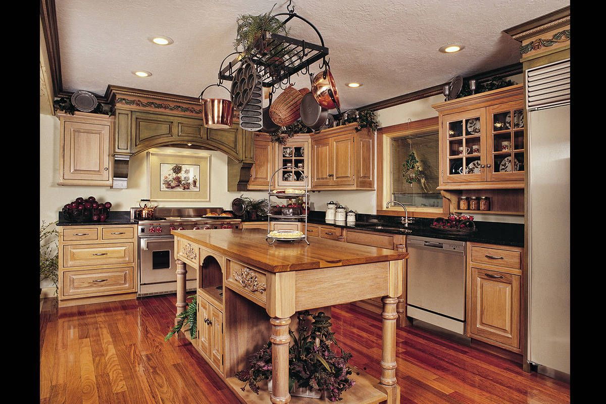 Pin by Lois Sanders on Ideas for House Custom kitchen