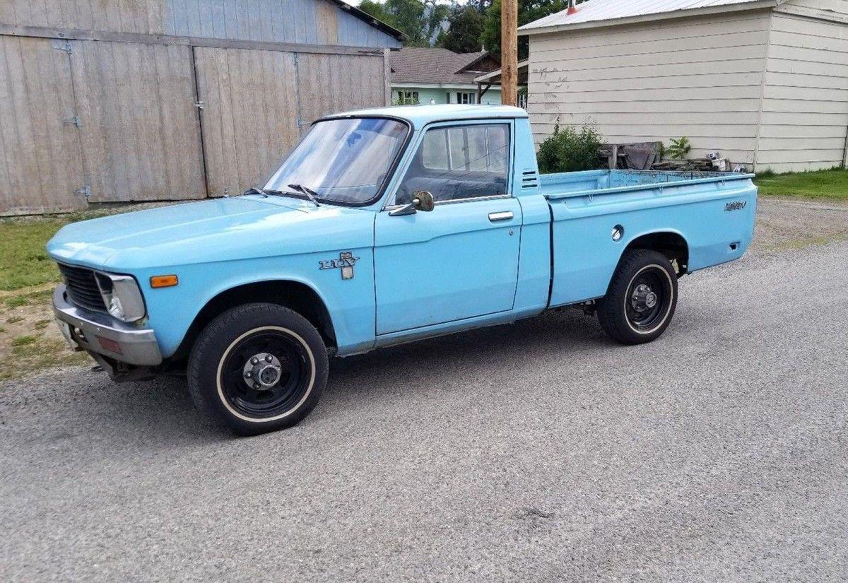 Mikado 4x4 1980 Chevrolet Luv Coches Clasicos Camionetas Y Coches