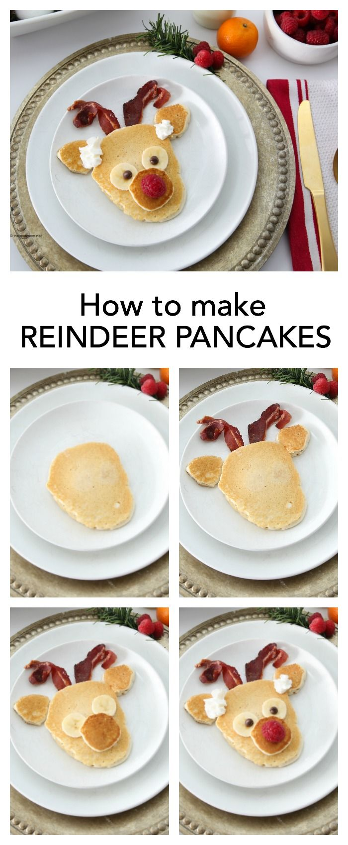 how to make simple pancakes for kids