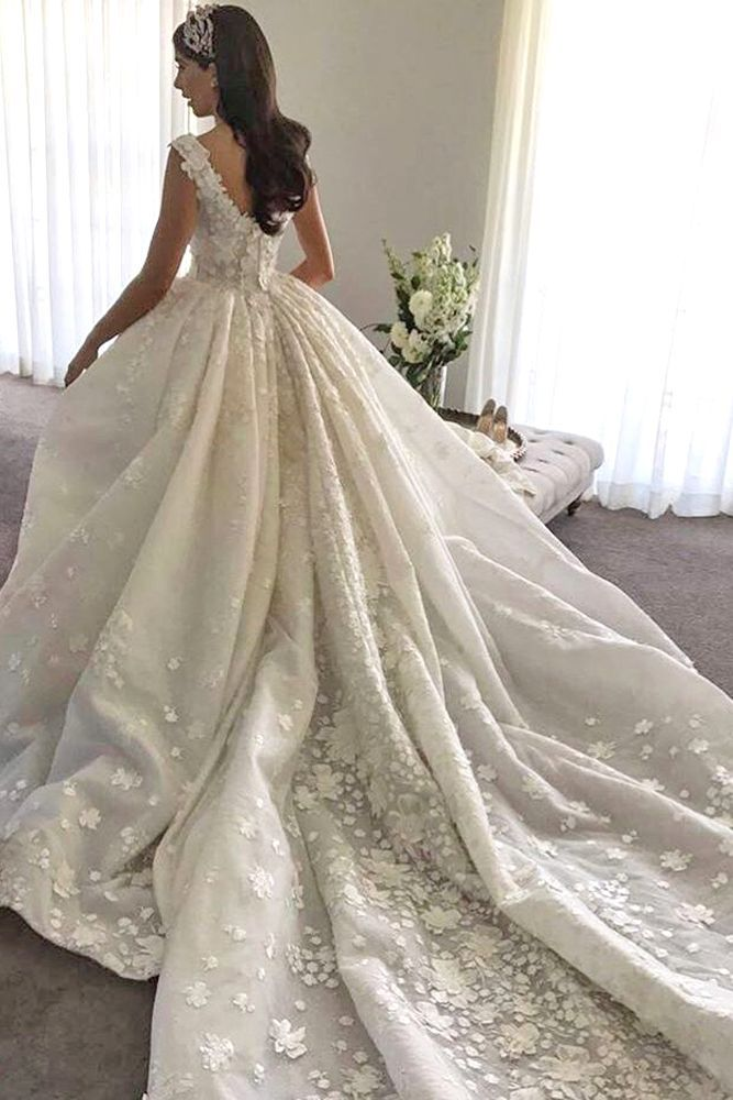 18 Of Our Favorite Steven Khalil Wedding Dresses