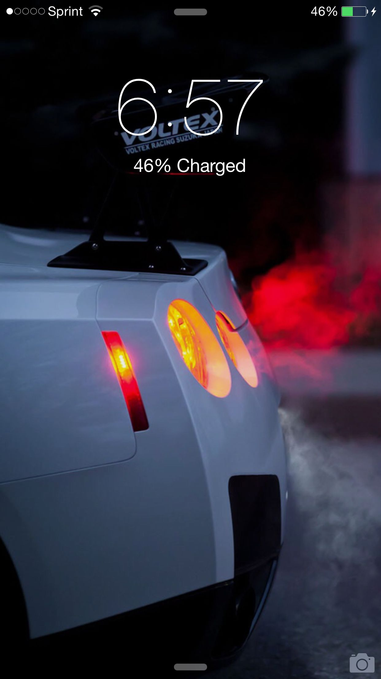 Wallpaper iphone gtr - Iphone 6 Plus Wallpaper Of The Rear End Of A Beautiful Pearl White Nissan Gt R
