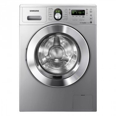 Samsung Washing Machine Silver 8kg Model Wf1804wpu Samsung