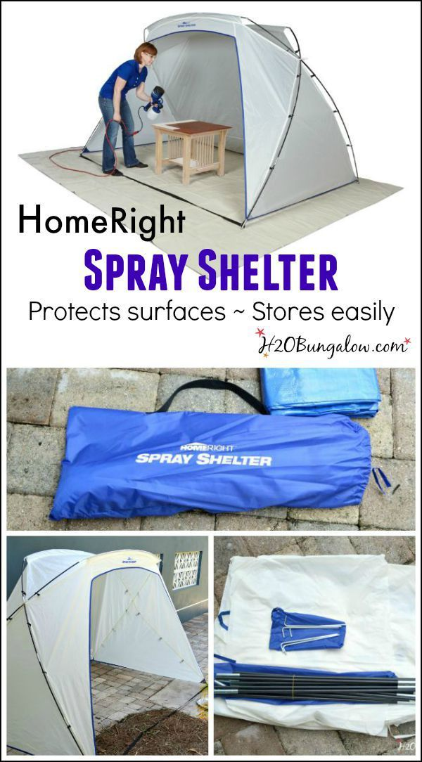 Spray Paint Shelter For Small Spaces Small Woodworking Projects