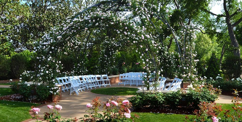 San Antonio Botanical Gardens Wedding Price
