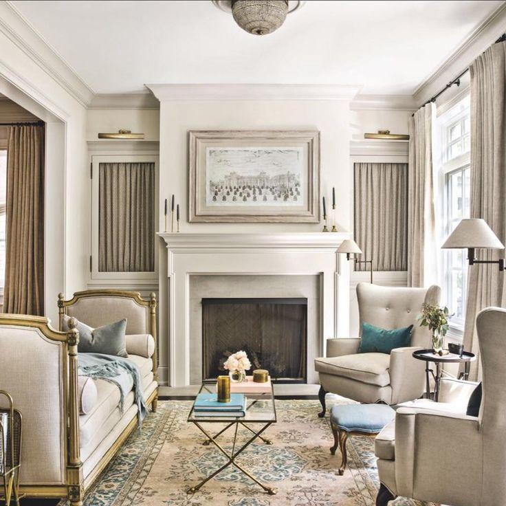 Monochromatic design ideas Living Room Beautiful Rooms in 2018