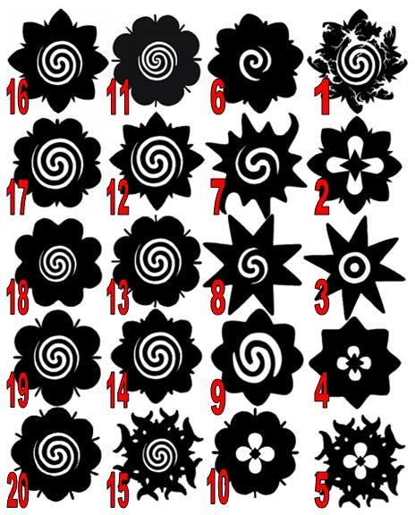 Bungai Terung Iban Tattoo Pinterest Tattoos Iban Tattoo And