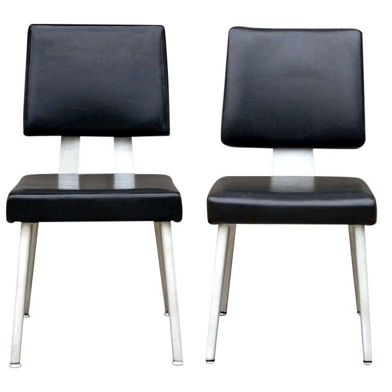 Pair Of Vintage Gf Goodform Aluminum Task Chairs In 2019 Sofa
