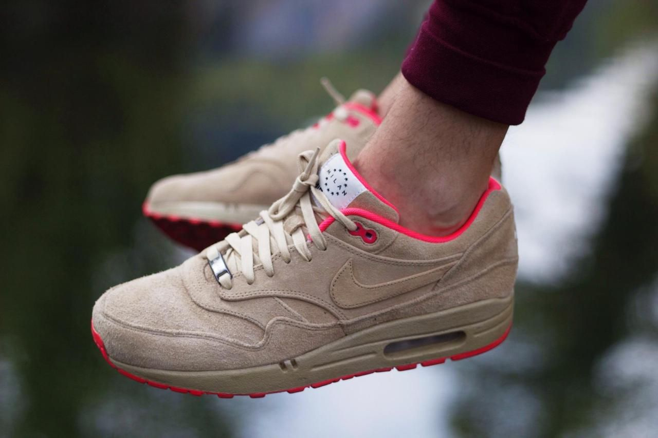 Nike Air Max 1 'Home Turf' Milano (by Lukas | Sneakers