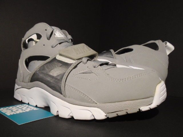 ba266eaeda8d1 2003 NIKE AIR TRAINER HUARACHE MAX 1 MEDIUM COOL GREY WHITE 679083-011 NEW  9.5  fashion  clothing  shoes  accessories  mensshoes  athleticshoes  ad  (ebay ...