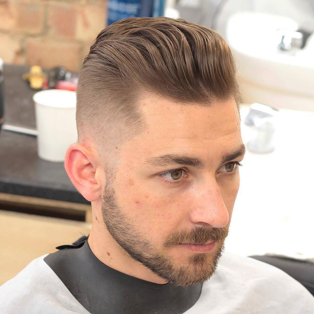 Flow And Hold For A Solid Day Nice Look Liamthebarber