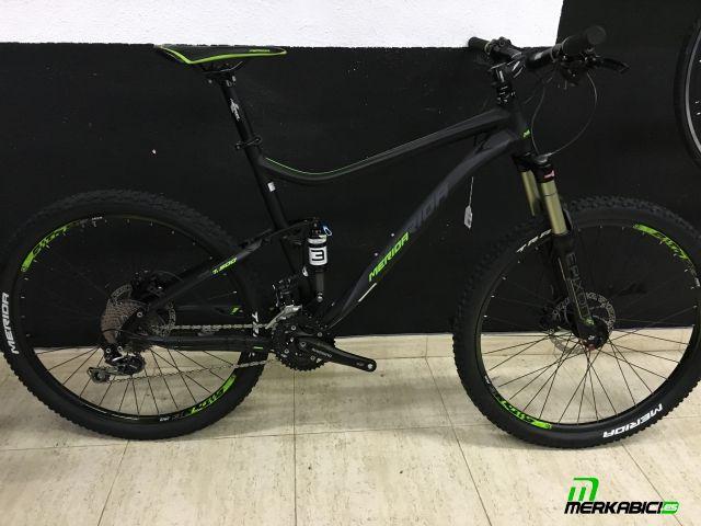 Bicicleta De Montaña 27 5 Nueva Doble Merida One T En Toda España Bicicletas De Montaña Bicicletas Merida