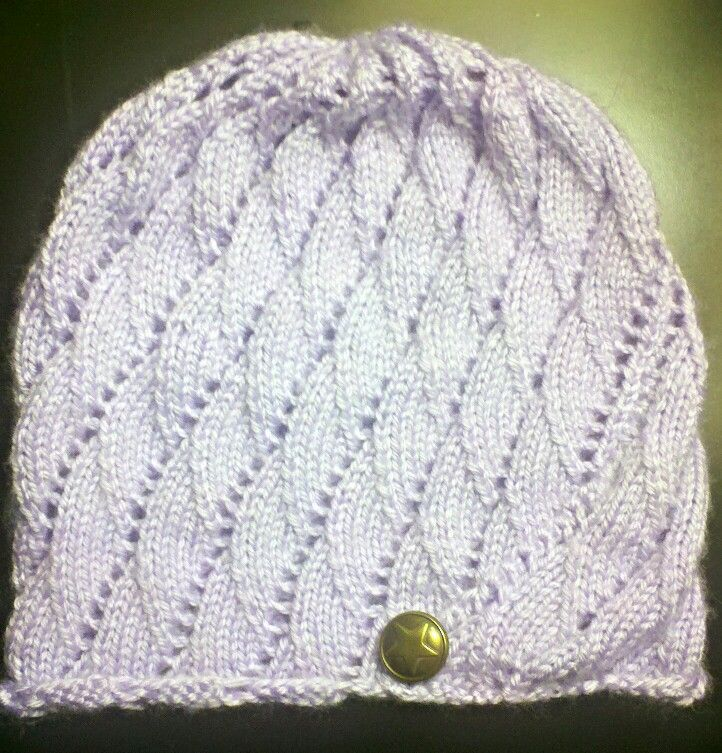 Inspired pattern from the Big Book Of Knitting Stitch ...