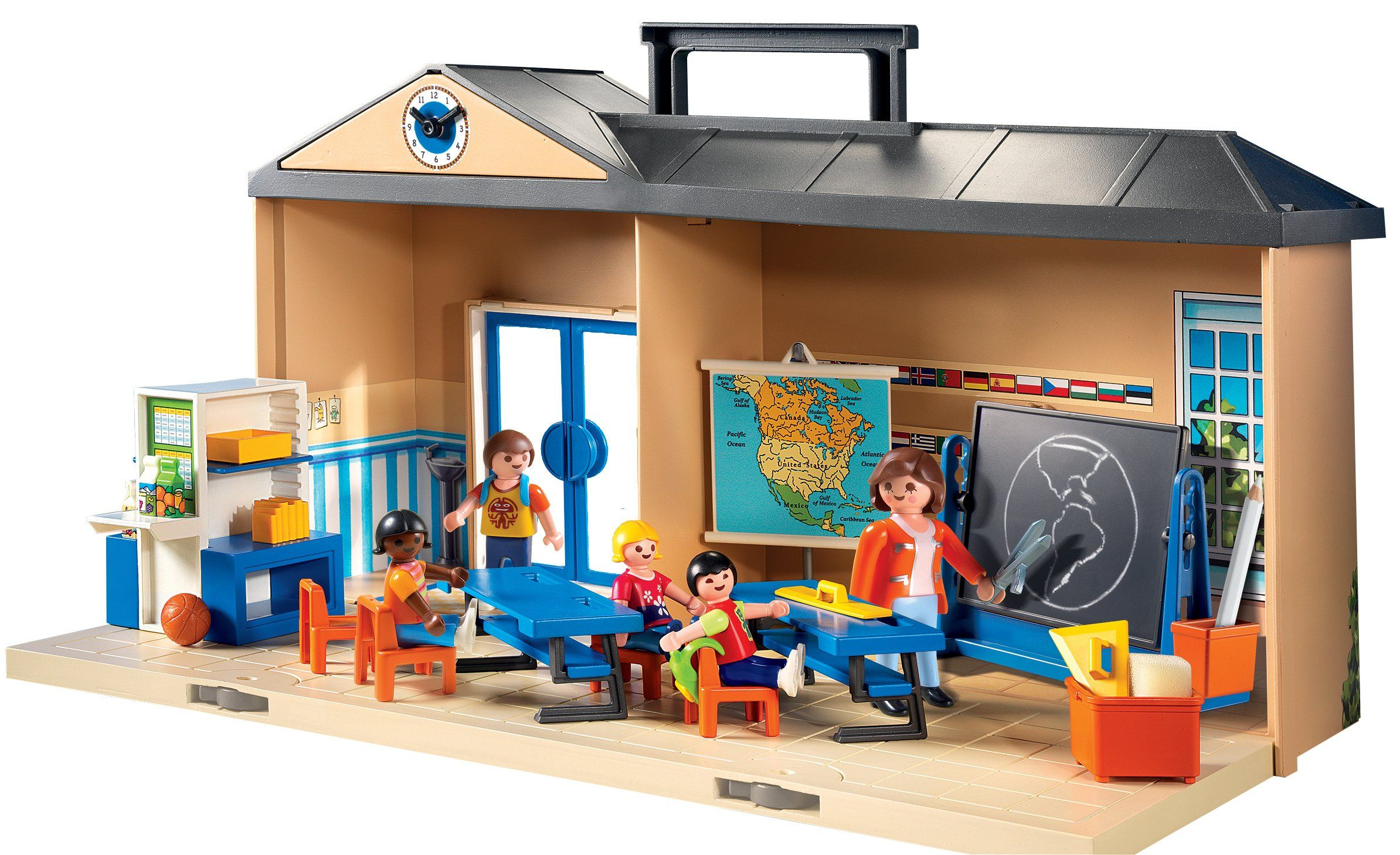 Playmobil Sets Definitely A Splurge Gift Playmobil Playsets Are Not Inexpensive But They Will Always Have A Special P Toys R Us Kids Playset Kindergarten Toy