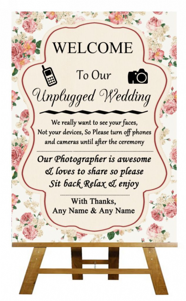 vintage-roses-shabby-chic-no-phone-camera-unplugged-personalised-wedding-sign-poster-117619-p[ekm]618x1000[ekm].png (618×1000)