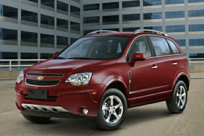 See What Consumers Are Saying About The 2013 Chevrolet Captiva