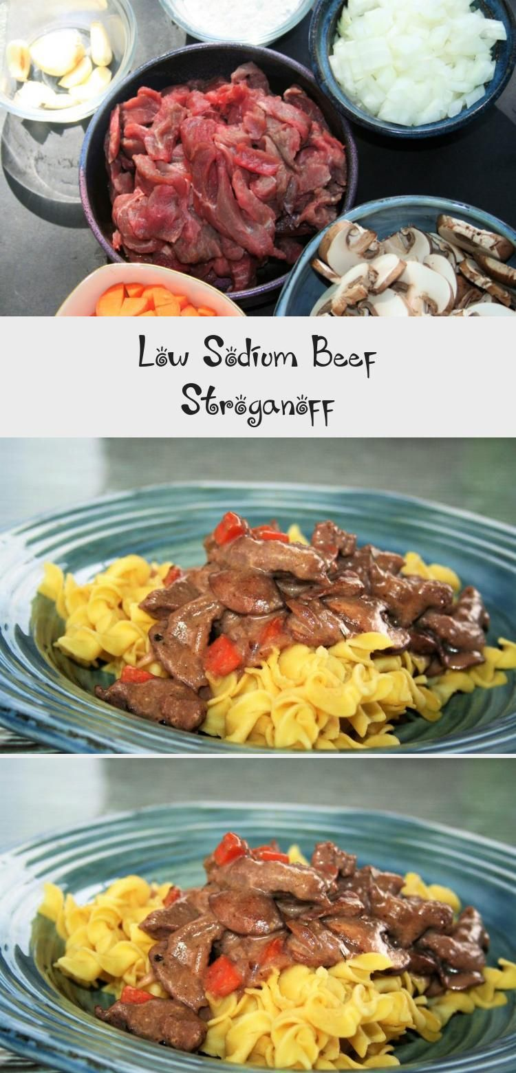 Low Sodium Beef Stroganoff Nutrition In 2020 Beef Stroganoff Stroganoff Diet Recipes