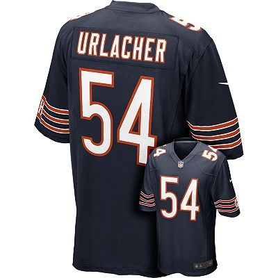 newest collection a291b d499f Nike Chicago Bears Brian Urlacher Jersey | Wish List ...