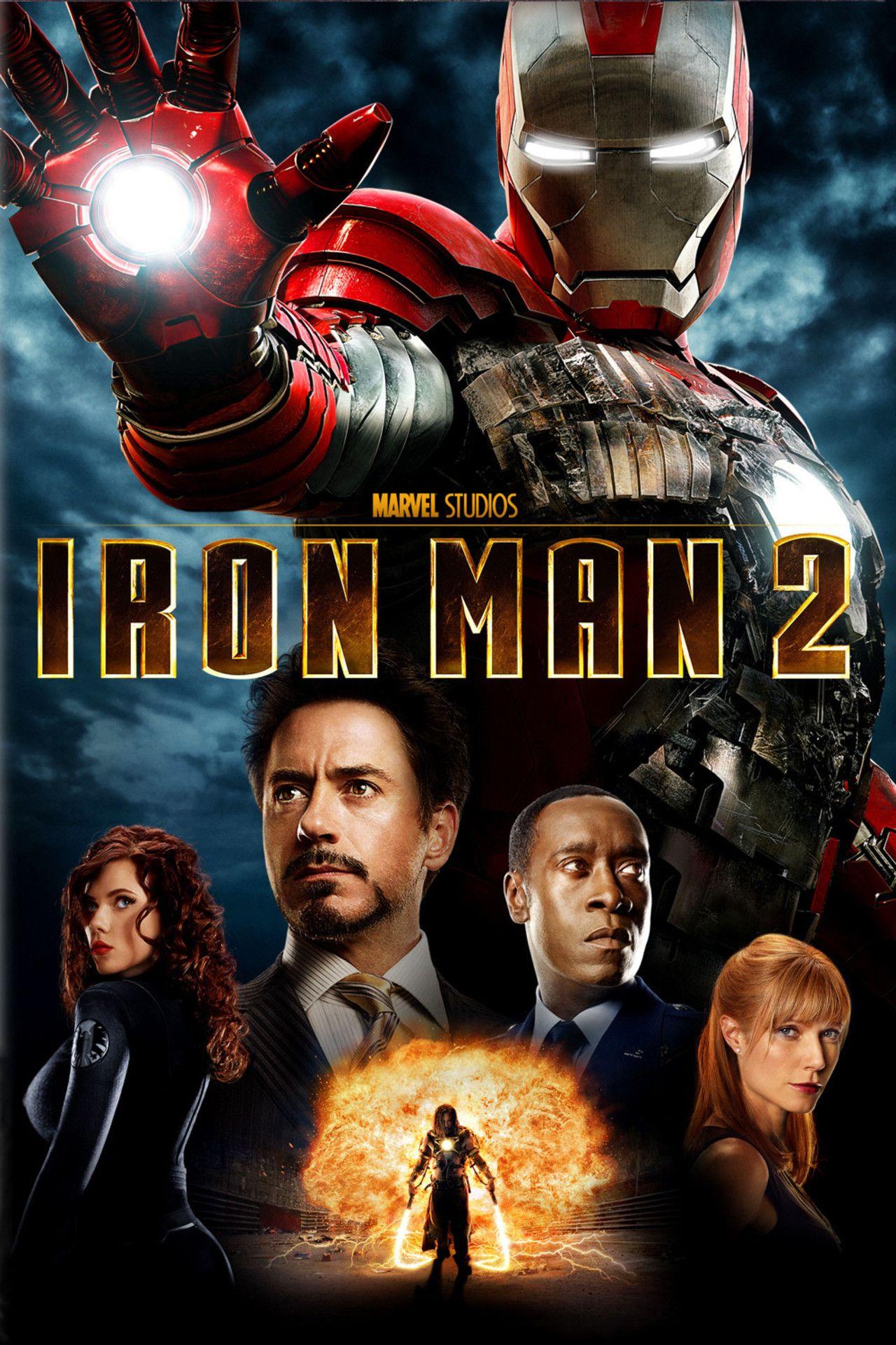 Iron man 2 2010 directed by jon favreau starring robert