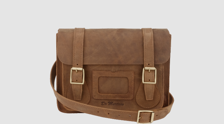 Small Leather Satchel #Dr.Martens #Price:$144