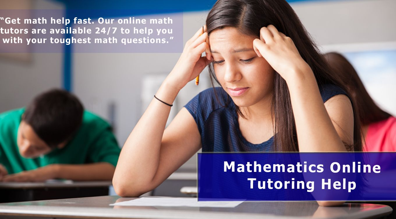 Mathematics Online Tutoring Help Services Https Www Edukonz Com
